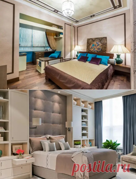 Дизайн спальни 12 кв.м: интересные идеи и полезные советы (56 фото) - cozyblog - медиаплатформа МирТесен