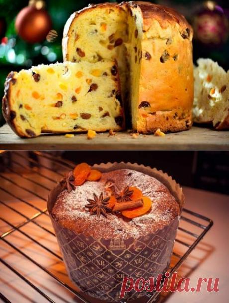 Итальянский пасхальный кекс - Простые рецепты Овкусе.ру