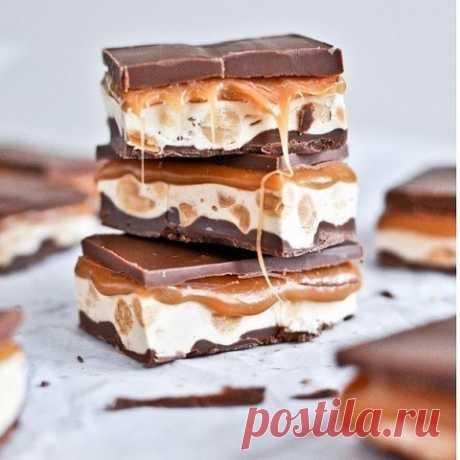 «Баунти», «Твикс», «Сникерс», «Рафаэлло» – любимые сладости по-домашнему! | Кулинарные Рецепты