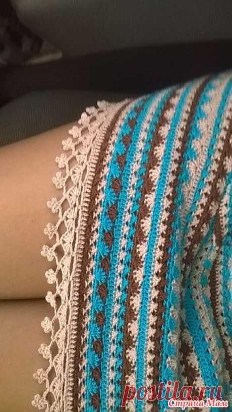 Моё платье Сиенна Ванессы Монторо!!! - Вязание - Страна Мам
