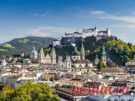 10 мест, которые стоит посетить в Австрии: лучше гор могут быть только Альпы   Путешествия, туризм, наука   Яндекс Дзен
