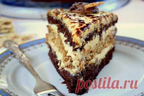 Торт «Халва» | ВС