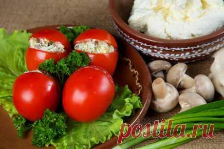 Закуски с помидорами. | Блоги о даче и огороде, рецептах, красоте и правильном питании, рыбалке, ремонте и интерьере