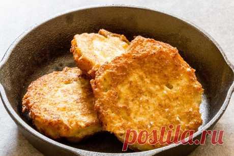 Картофельные оладьи: 4 рецепта из разных стран — SamantaWay
