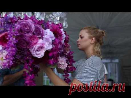 Идеальная свадьба, свадебный декор, Backstage
