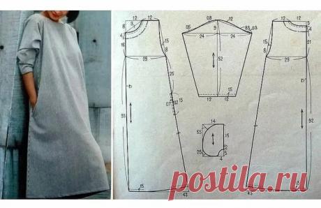 Как быстро сшить летнее платье: самые простые выкройки для начинающих | Швейный омут | Яндекс Дзен