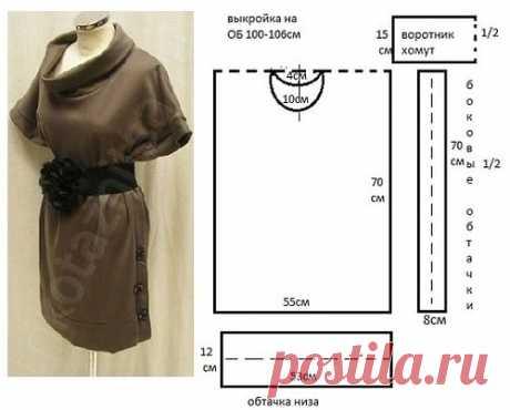 Выкройки платьев своими руками — 11 стильных моделей