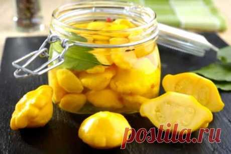 Патиссон в кулинарии: что приготовить? — Фактор Вкуса