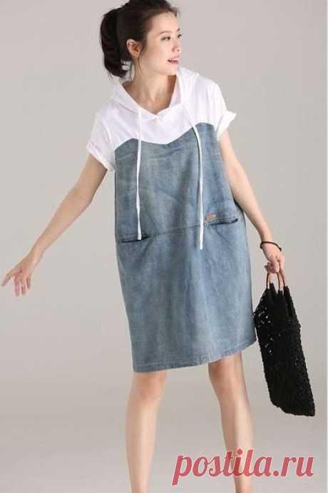 Стильная льняная одежда 2021 / Все для женщины