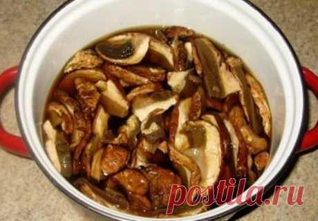 Суп из сухих белых грибов - пошаговый кулинарный рецепт с фото на Повар.ру