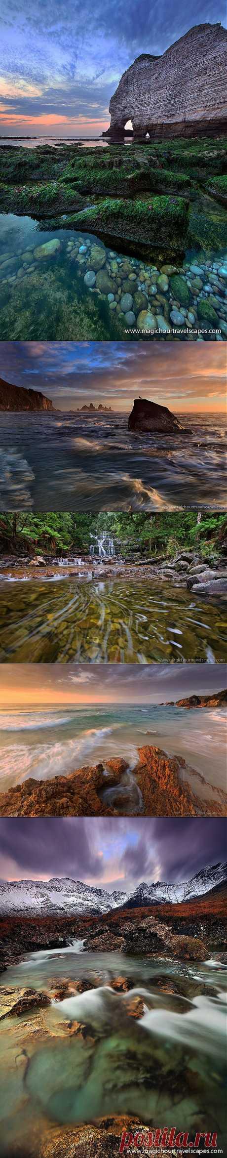 Завораживающая красота ландшафтов в чарующих фотографиях Kah Kit Yoong   Newpix.ru - позитивный интернет-журнал