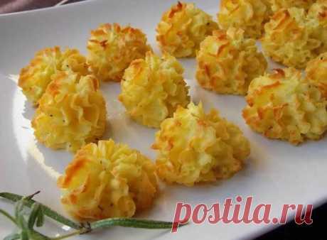 Картошка по-праздничному: превращаем обычное блюдо в кулинарный шедевр | Рекомендательная система Пульс Mail.ru