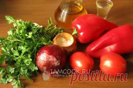Перец, маринованный целиком — рецепт с фото пошагово