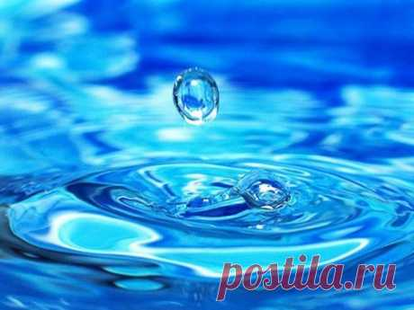 How to load water on health, money and love