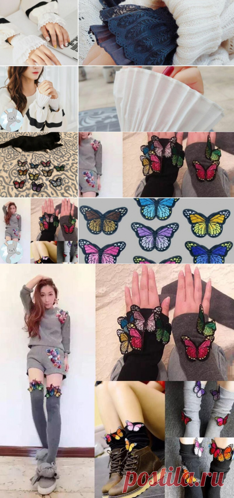 Самый простой способ модно и быстро удлинить рукав не прибегая к шитью — спасибо подруге за дельный совет | Творческие будни | Яндекс Дзен