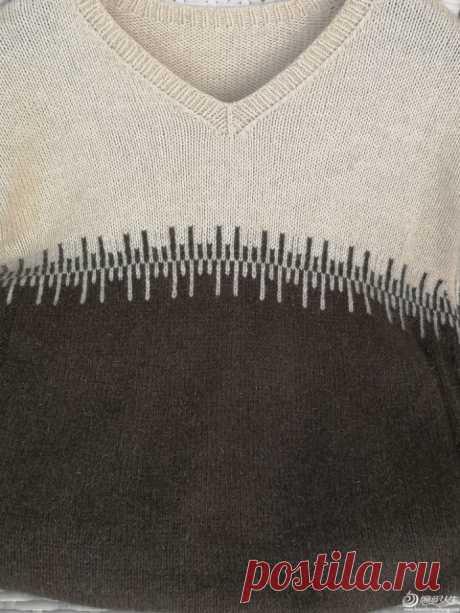 Мужской пуловер Holtby от Annika Andre Wolke