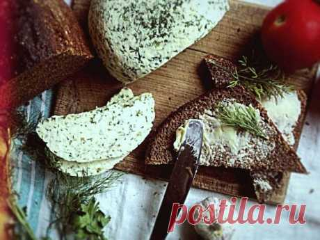 Домашний сыр по-быстрому