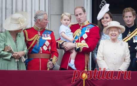 Как воспитывают современных принцев и принцесс - Статьи - Семья - Дети Mail.Ru