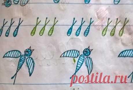 3 способа научить ребёнка красиво писать. Икак исправить плохой почерк   Мел