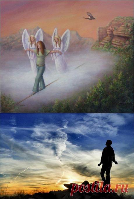 Подсказки Ангела-Хранителя: какие знаки предупреждают нас огрядущих событиях