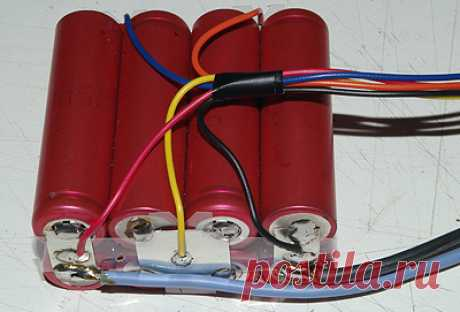 Схемы соединения аккумуляторов: параллельное и последовательное подключение, как сделать правильно » Сайт для электриков - советы, примеры, схемы