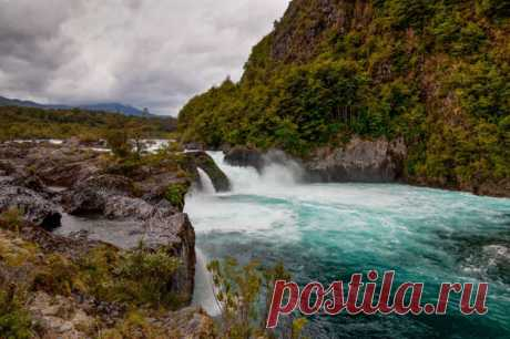 Потрясающие водные пейзажи из разных уголков мира