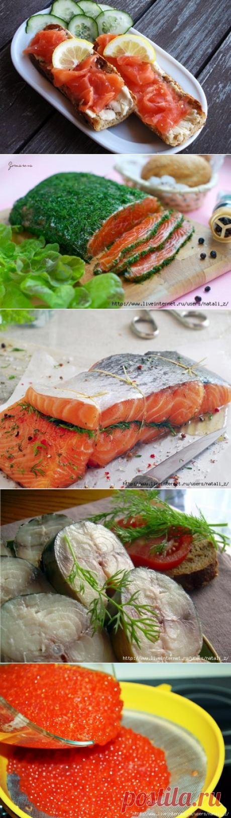 Рыбный пир