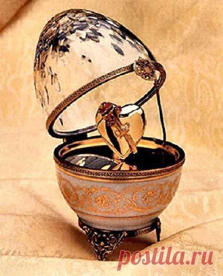 Faberge Coeur de Fleur