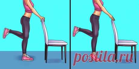 Упражнения, которые помогут победить боль в коленях, ступнях и бедрах