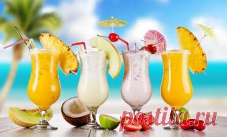 Вкуснейший жиросжигающий коктейль поможет сбросить вес!