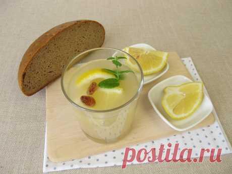 Лимонад - готовим домашний напиток. Невероятно вкусно и освежающе