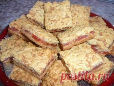 Как приготовить печенье натертыш - рецепт, ингредиенты и фотографии