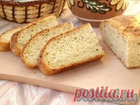 Кабачковый хлеб - Наш уютный дом - медиаплатформа МирТесен