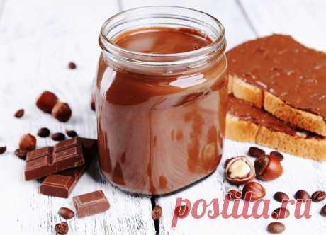 Шоколадная паста рецепт Нутеллы — просто и вкусно - Великий повар - пошаговые фоторецепты