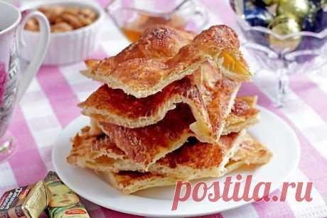 Альмойшавена — вкусная сладкая лепёшка, которая быстро готовится, но ещё быстрее съедается | Рекомендательная система Пульс Mail.ru