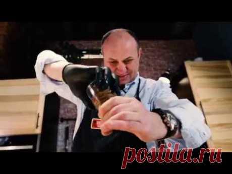 """Илья Лазерсон в гостях на """"Мужской кухне"""" в Самаре"""