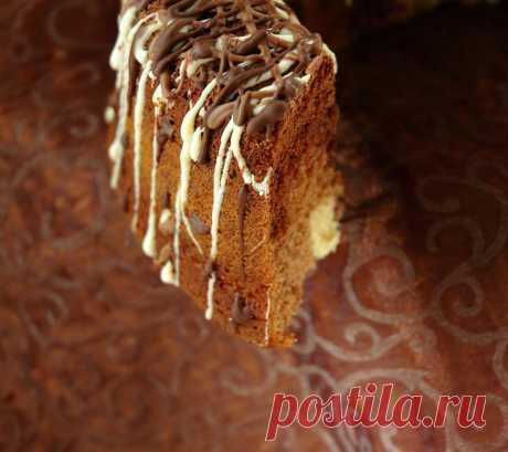 Кекс Шоколадная Тройка / Ciambella al triplo gusto – Форум об Италии