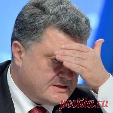 Украинцы подали в суд на Порошенко