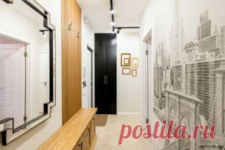 Дизайн коридора в квартире - 80 фото интерьеров, идеи ремонта и отделки Дизайн коридора в квартире - фото реальных интерьеров. Несмотря на сложность задачи, вариантов оформления коридора куда больше, чем кажется на первый взгляд!
