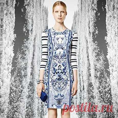 Арт № WOM 031 Платье Roberto Cavalli    Материал: шёлк Размеры S,M,L.