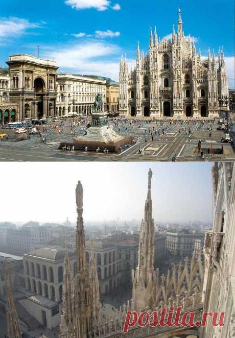 xopkins: Duomo di Milano || Кафедральный собор в Милане