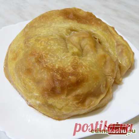 Вкуснейшие Пироги-Улитки (Вертуты) - Яблочная, Тыквенная и Капустная. Чудесная домашняя выпечка, которую можно приготовить с разной начинкой. Подойдет для повседневного меню и для встречи гостей.