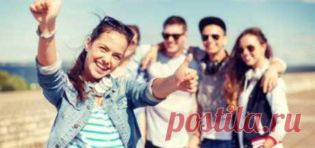 Как понять подростка: почему именно сейчас в друзьях он нуждается больше, чем в родителях | Svet-mama
