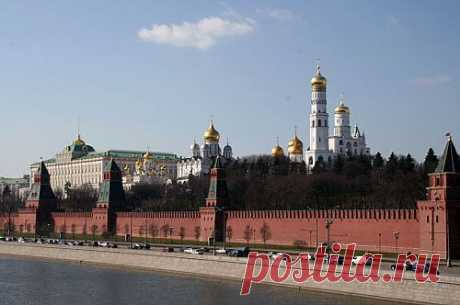 Московский Кремль – Создание, история строительства Кремля в Москве