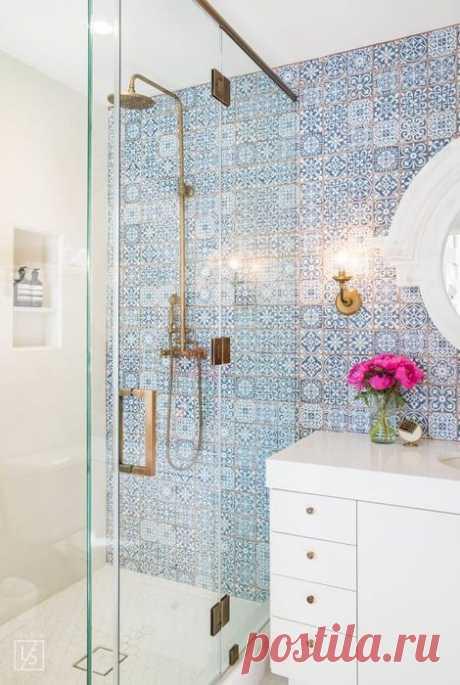 10 больших идей для маленькой ванной, которые удивят и вдохновят   Мой дом