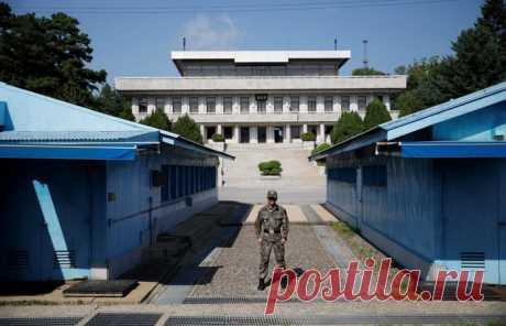 Военные КНДР объявили о планах вернуться в демилитаризованную зону