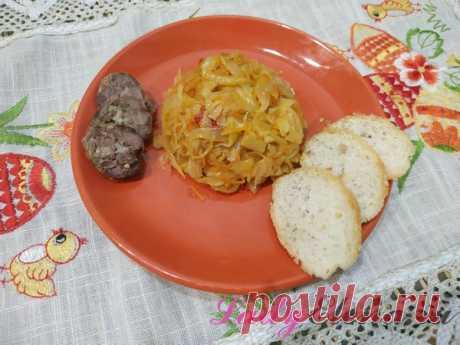 Капуста с перцем и сельдереем – рецепт с фото. Блюда постные  https://ladyelena.ru/category/kulinariya/postnye-recepty/