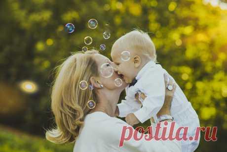 Материнский инстинкт: как распознать? - Материнство без прикрас