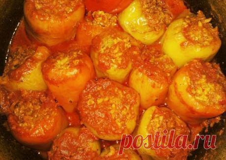Голубцы и перцы с кальмарами на 10 ужинов))) | DiDinfo | Яндекс Дзен
