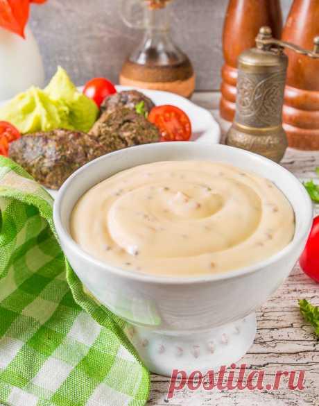 Сырно-горчичный соус - вкусные проверенные рецепты, подбор рецептов по продуктам, консультации шеф-повара, пошаговые фото, списки покупок на VkusnyBlog.Ru